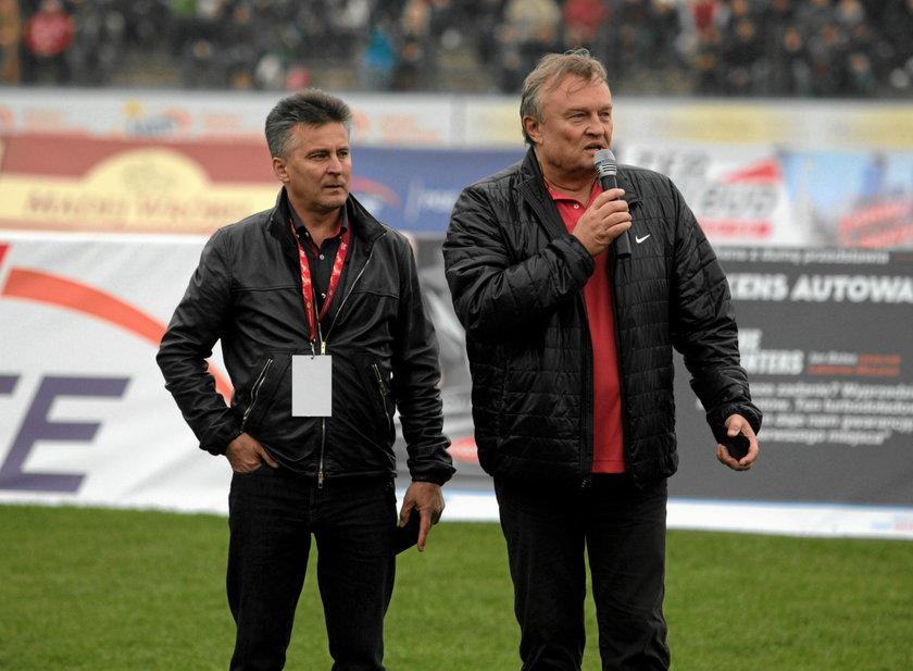 Krzysztof Cugowski z Markiem Kępą