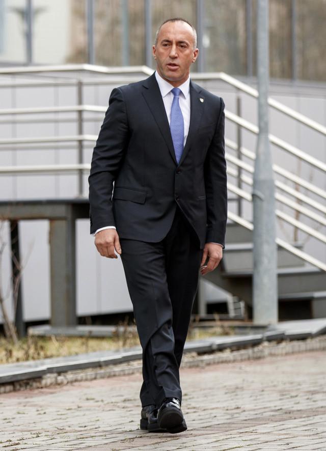 Očekuje da se Haradinaj bude saslušavan dan ili dva, posle čega će se vratiti na Kosovo, a odluka o optužnici biće doneta kasnije