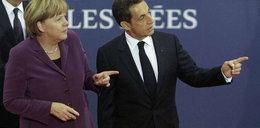 Merkel i Sarkozy wyrzucają Grecję z euro