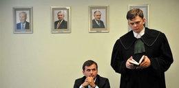 Mąż Kaczyńskiej przed sądem! ZDJĘCIA