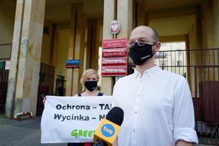 Szypulski: Minister Woś próbuje zajmować się rzeczami politycznymi, a nie merytorycznymi