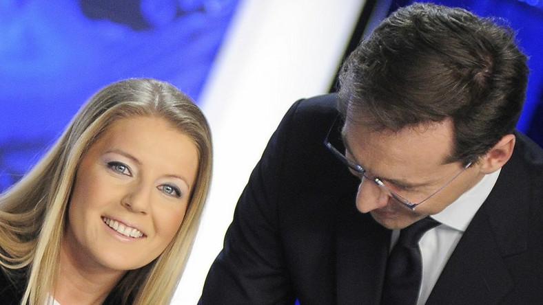 Małgorzata Wyszyńska i Piotr Kraśko
