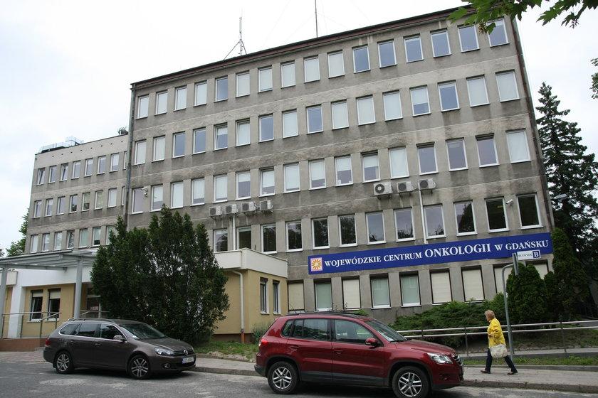 Wojewódzkie Centrum Onkologii w Gdańsku