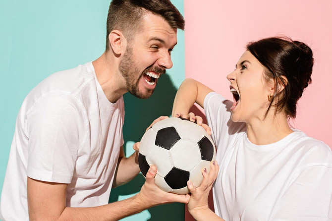 Pukao brak zbog fudbala