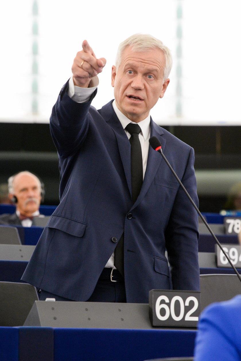 Marek Jurek z Kukizem chcą blokować euro