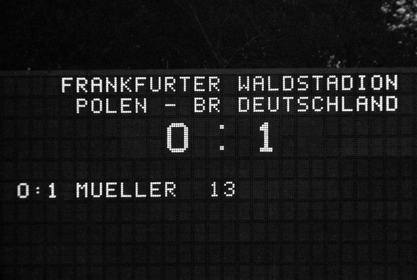 Gerd Mueller ciężko chory. Cierpi na chorobę Alzheimera
