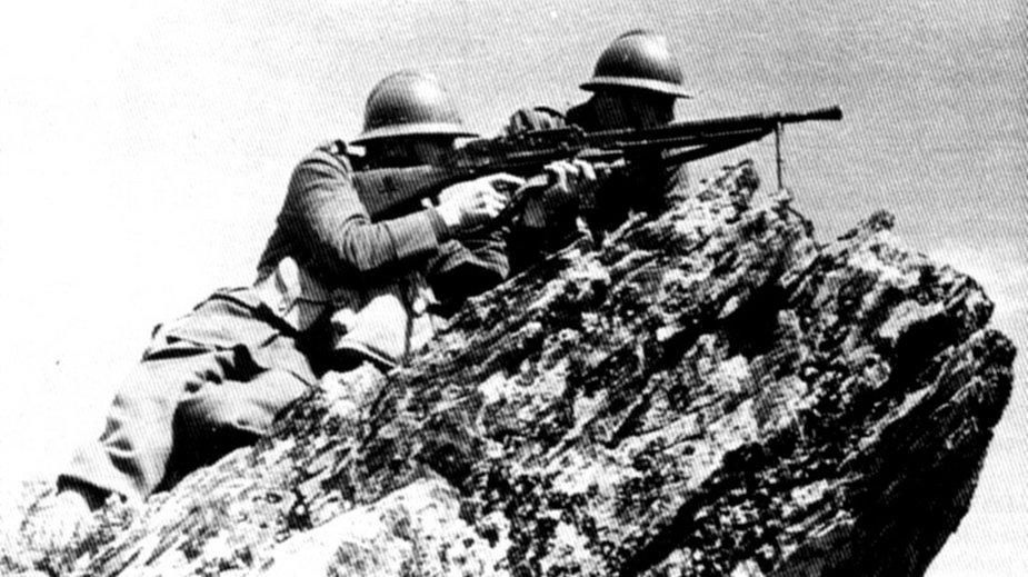 Żołnierze polscy w bitwie o Narwik