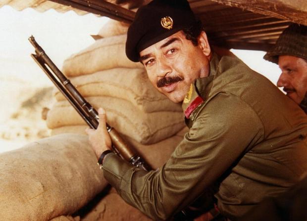 Saddam Husajn, miał użyć PlayStation 2 do kierowania rakietami