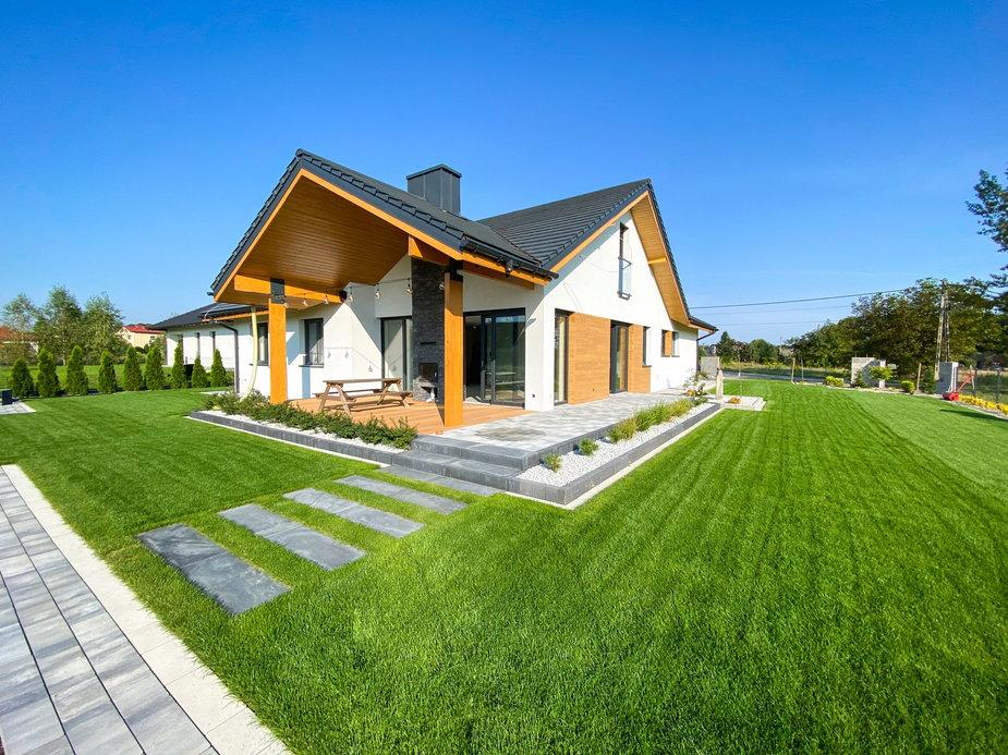 Spełnione marzenie o własnym domu – zobaczcie zdjęcia z realizacji