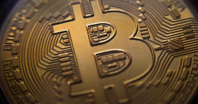 Cena bitcoina przkroczyła 5 tys. dolarów