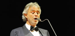 Andrea Bocelli w Krakowie