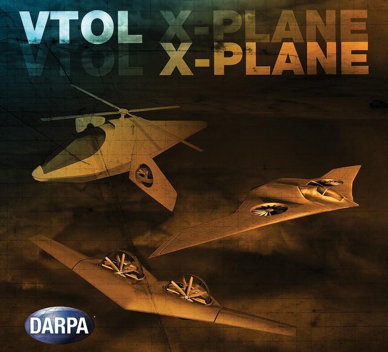 samolot X