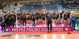 Policka kopalnia złota! Siatkarki Chemika Police dziewiąty raz wywalczyły tytuł mistrza Polski