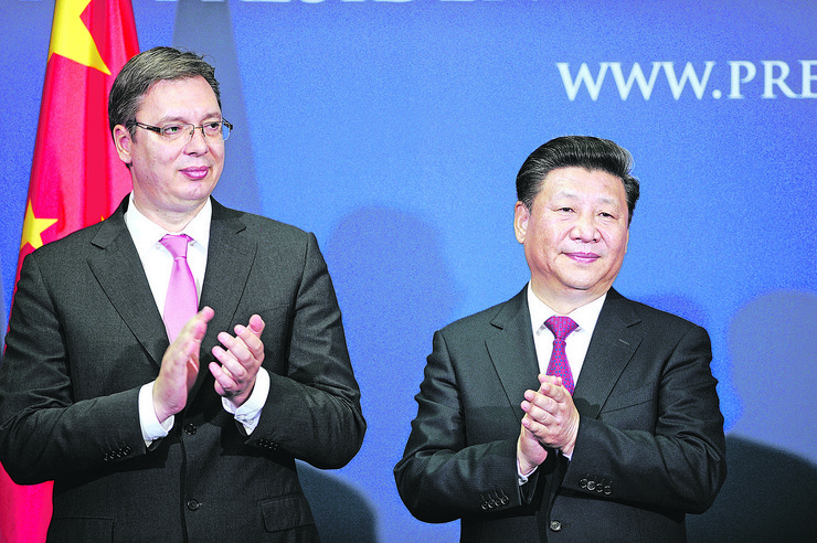 palata pravde Xi Jiping si jing ping aleksandar vučić kina kineski predsednik