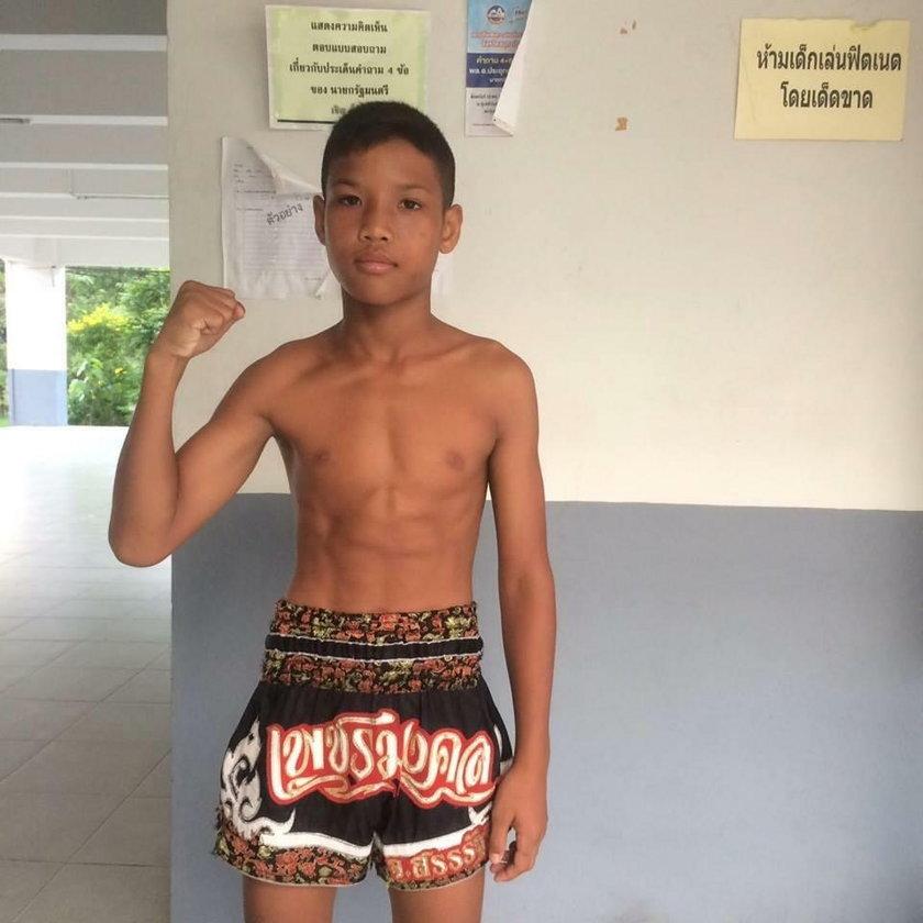 13-latek zmarł po walce