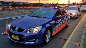 Policja zatrzymała 12-latka, który za kierownicą samochodu pokonał 1300 km