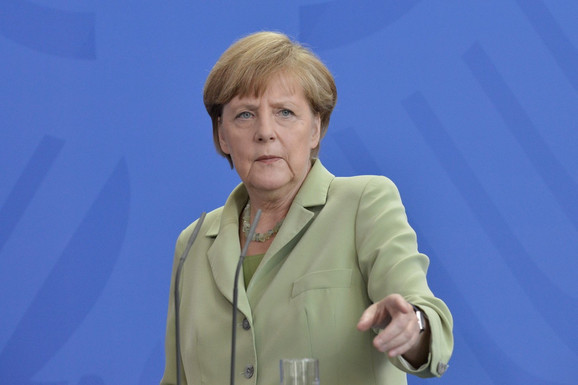 Angela Merkel je bila na meti hakera