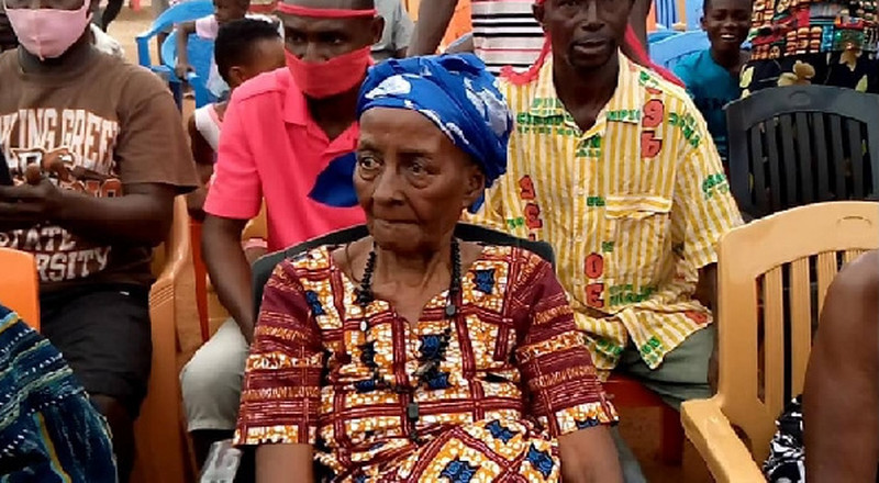 135-year-old queen mother attacked by macho men in Ashanti region