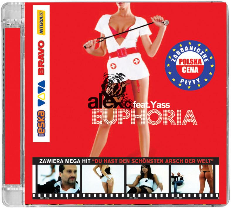 """ALEX C. feat YASS, Album: """"Euphoria"""" już w sklepach"""