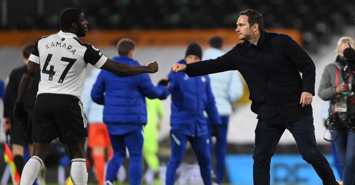 Premier League: Chelsea lepsze od Fulham w derbach Londynu - Sport