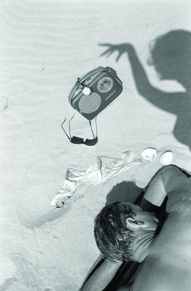 Hiszpania. Ludwig Sayn-Wittgenstein, 1956 r.