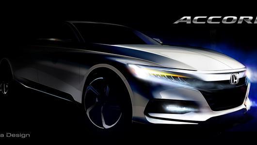 Honda Accord powróci w 2018