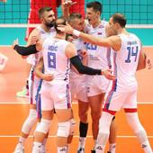 SRBIJA DOBILA PROTIVNIKA Veliki odbojkaški klasik u borbi za finale Evropskog prvenstva!