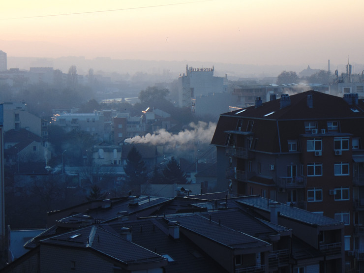 Niš. zagađenje vazduha