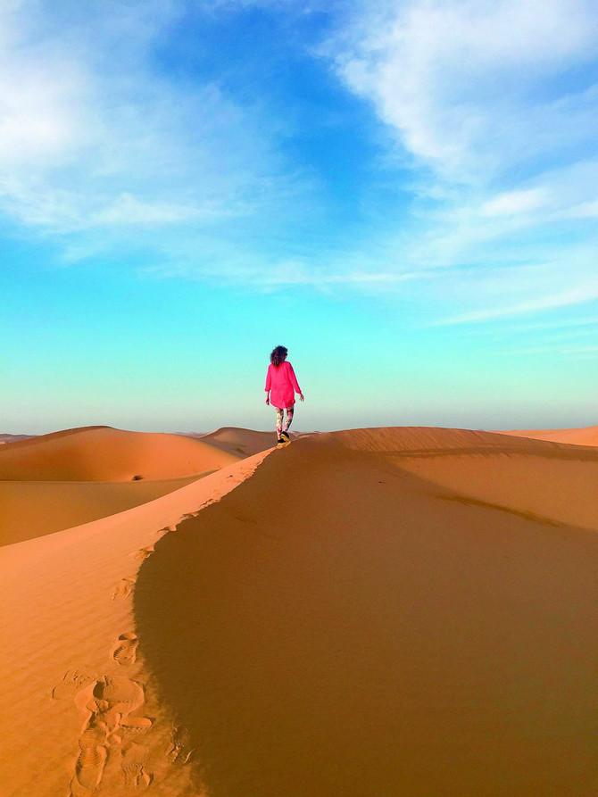 Doživeli smo pravu pustinjsku avanurtu u