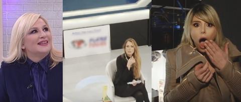 ŠOK U STUDIJU RUŽIČASTE TELEVIZIJE: Ana zviždala Zorani Mihajlović! VIDEO