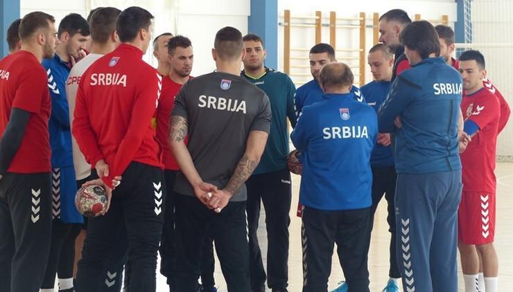 Rukometaši Srbije