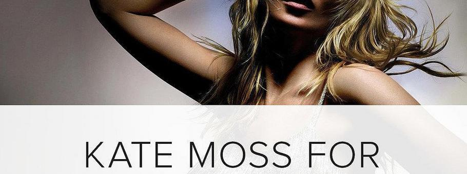 Kate Moss dla TOPSHOP