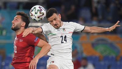 Kontuzja piłkarza reprezentacji Włoch, nie zagra w kolejnym meczu