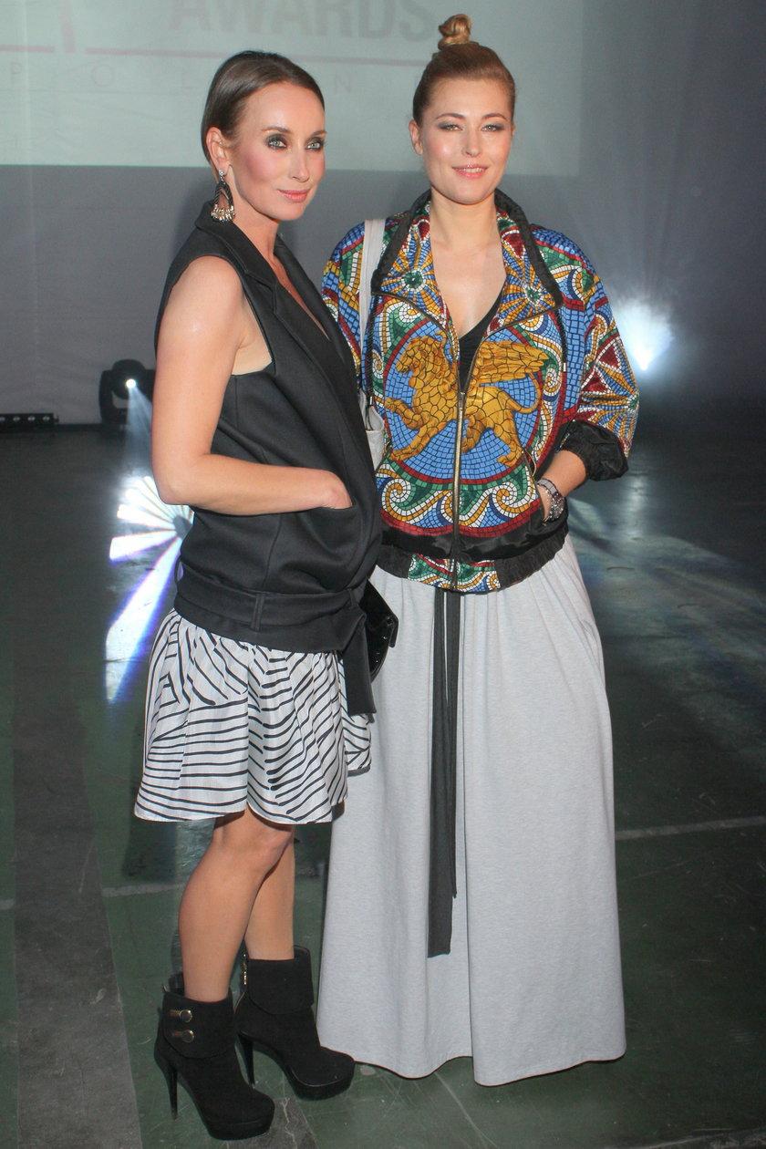 Dorota Williams i Beata Sadowska