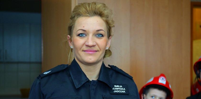 Strażaczka Emilia w szpitalu czeka na przeszczep szpiku. Oddaj krew w sobotę w OSP Mikołajew