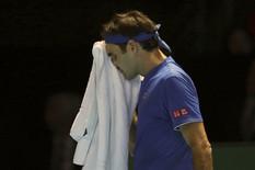 """""""SADA SAM BESAN"""" Federer uzrok poraza u Londonu našao u - SPOROJ PODLOZI"""