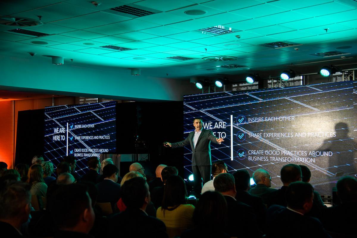 Konferencja Digital Business Transformation Summit 2018 odbyła się na Stadionie Narodowym w Warszawie
