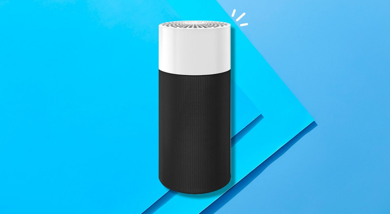 The Blueair Blue Pure 411 Air Purifier from Best Buy Will Freshen Up The Air At Home