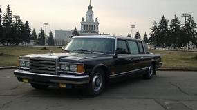 Wystawiony na sprzedaż ZIŁ 41052, który woził Gorbaczowa i Jelcyna