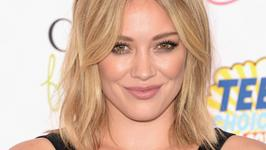 "Hilary Duff przedstawia ""All About You"""
