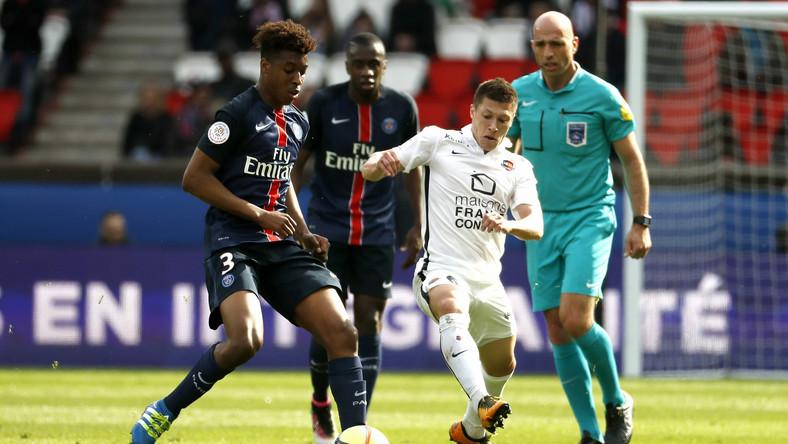 01bd69b08 Francja: PSG rozgromiło Caen - Piłka nożna