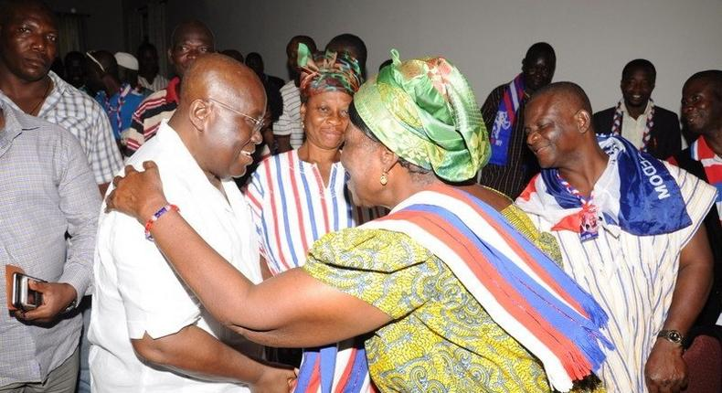 I'm not a thief..I will not disappoint you, Akufo-Addo to Voltarians