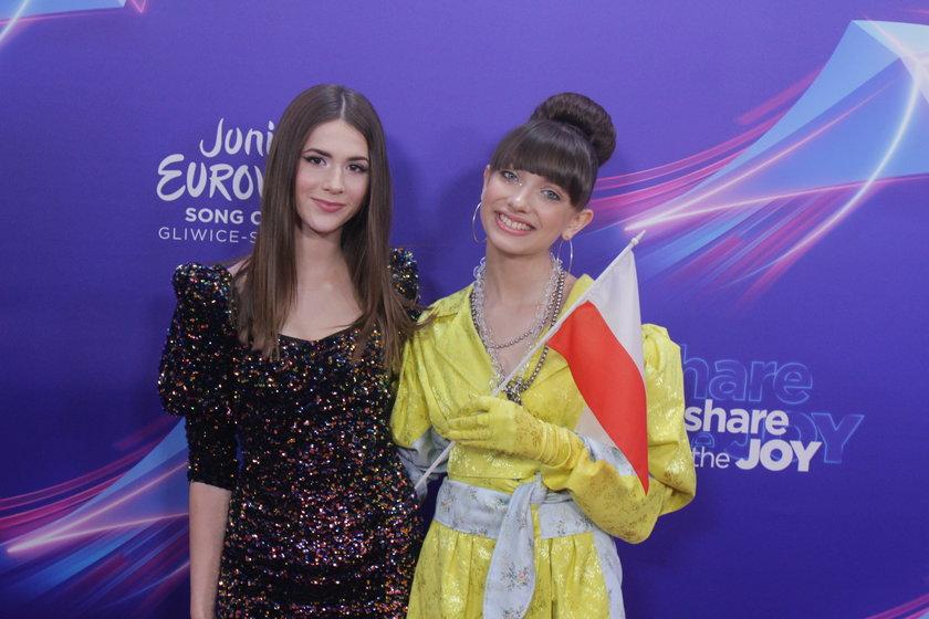 Roksana Węgiel i Viki Gabor