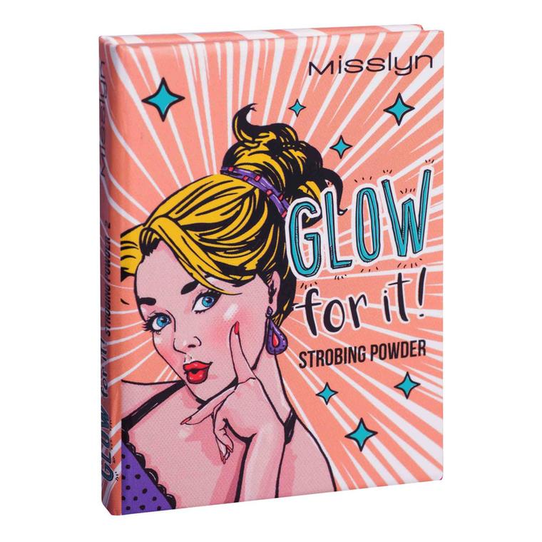 GLOW for it! STROBING POWDER