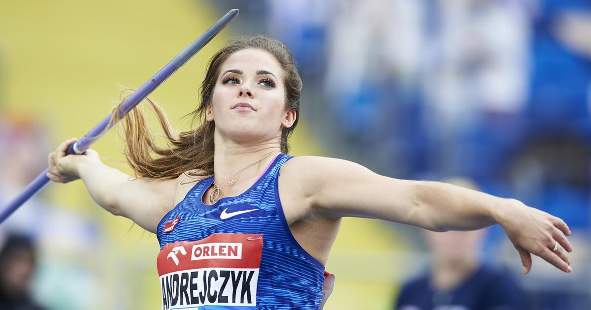 Maria Andrejczyk pobiła rekord Polski! Kosmiczny rzut oszczepem w ...