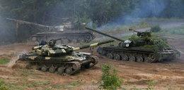 Stan wojenny przy granicy z Polską?