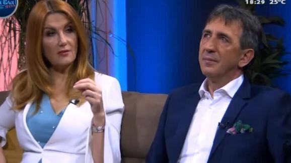 Vesna Dedić i Žika Jakšić