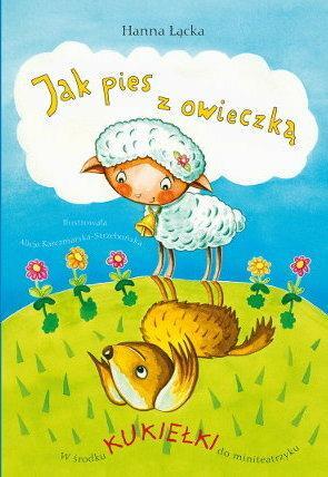 Jak pies z owieczką, fot. Wydawnictwo Skrzat