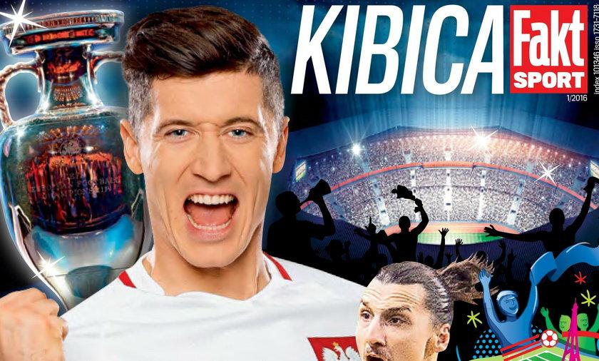 """Vademecum Kibica można będzie kupić w piątek razem z """"Faktem"""""""