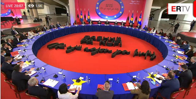 Edi Rama, Tirana, Kosovo, Sednica dve vlade